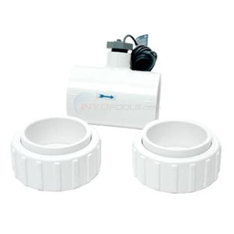 T Flow Plumbing by Goldline Controls T Cell Plumbing Kit Includes Unions And