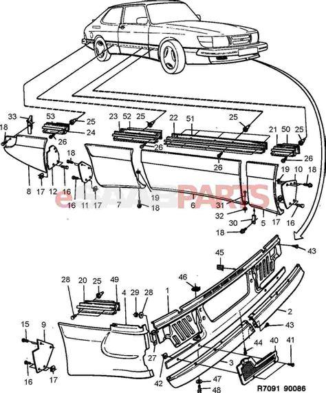 saab parts diagrams saab 900 spg parts diagram wiring diagram schemes