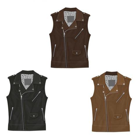Vest Hoodie Grenzgaenger Jaket Rompi Sleeveless Keren 2 sleeveless leather jacket collection vector free