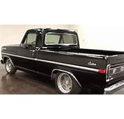 1970 Ford F100 Custom Pro Tour Truck  YouTube