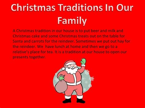 what is christmas called traditions in australia