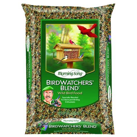 buy bulk morning song bird watchers blend wild bird food