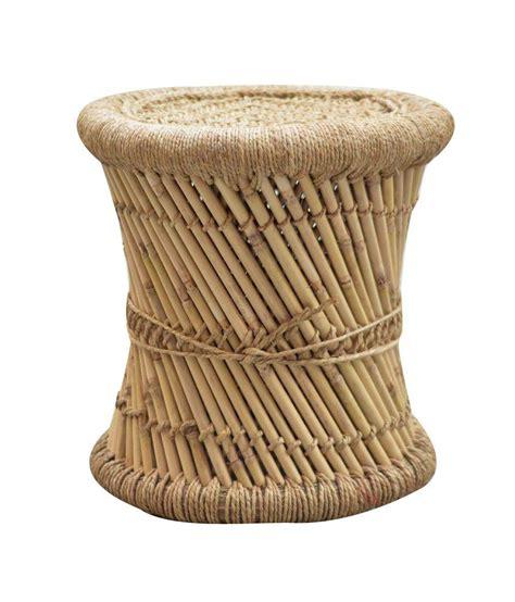 pebbleyard small jute stool with top buy at