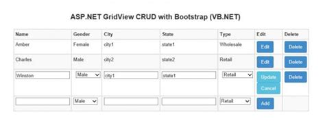 bootstrap knockout tutorial bootstrap table view phpsourcecode net