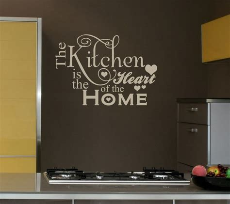 words for the wall home decor 25x16 kitchen home decal shabby chic decor vinyl