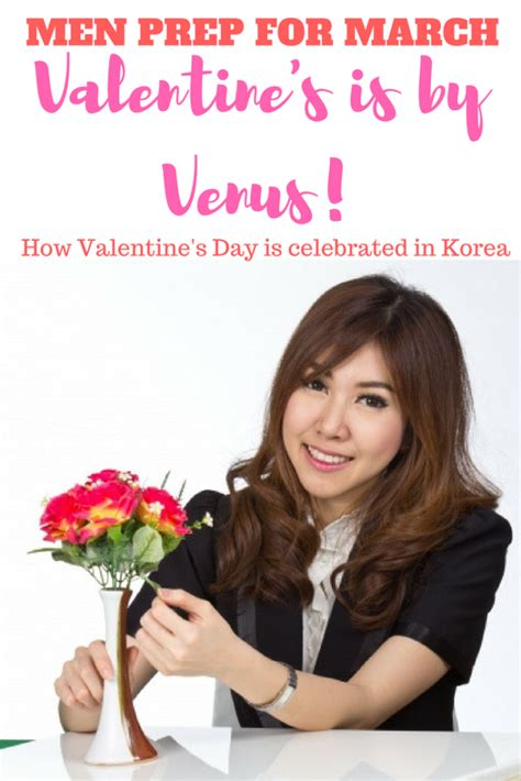 valentines day in korea prep for march s is by venus how