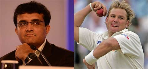does shane warne wear a hair piece trumped by sourav ganguly in a bet shane warne agrees to