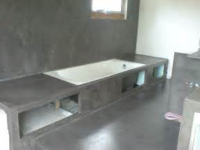 carrelage design 187 beton mineral sur carrelage moderne