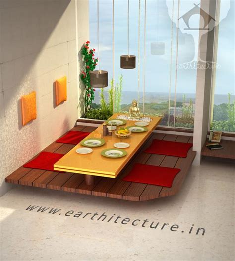 furniture indian styled dining earthitecture