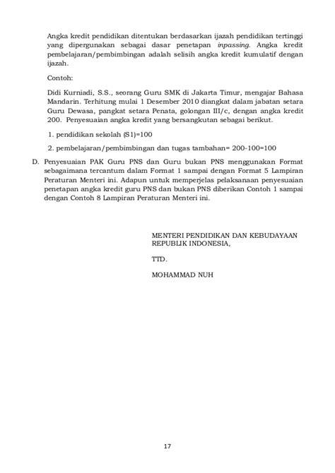 liran permendikbud nomor 4 tahun 2014