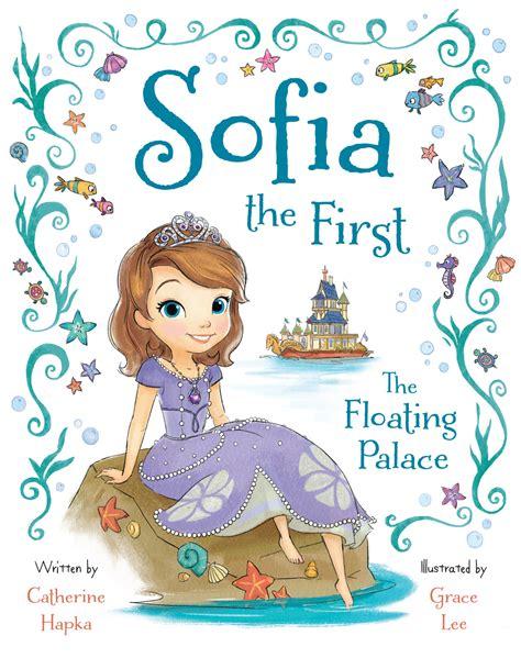 Sofia The First Books Disney Wiki Princess Sofia Books