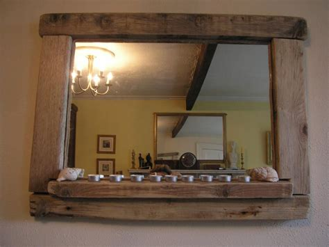 Made To Measure Bathroom Mirrors Handcrafted Driftwood Mirrors Made To Measure From Ireland Free Post Uk Ebay