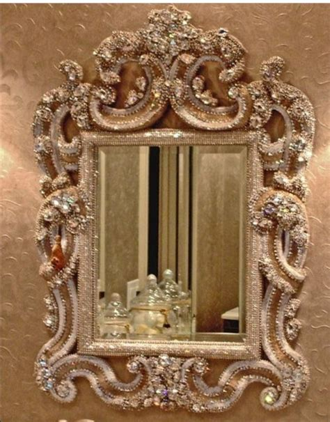 Bling Bathroom Mirrors » Home Design 2017