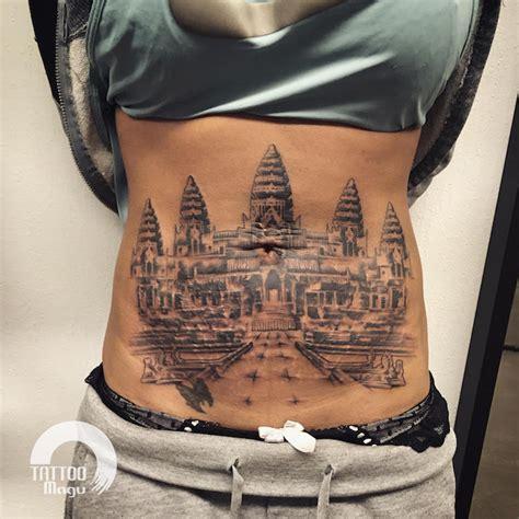 angkor wat tattoo studio magu zeist utrecht netherlands