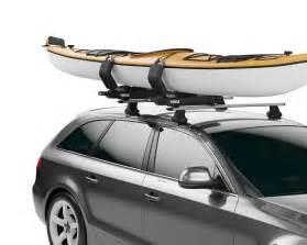 thule hullavator kayak load assist rack 897xt