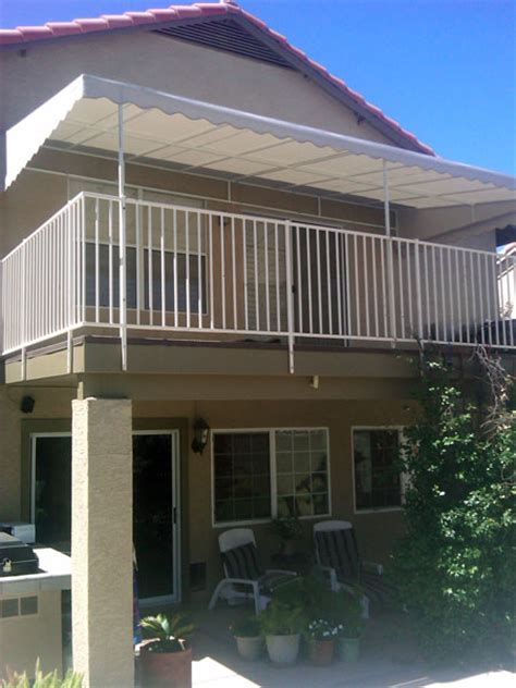 Patio Awning Maintenance Custom Roof Patio Deck Awnings Repair Scottsdale