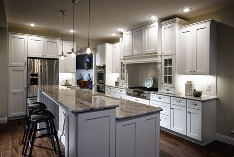 kitchen island heights trends in new home design and decor