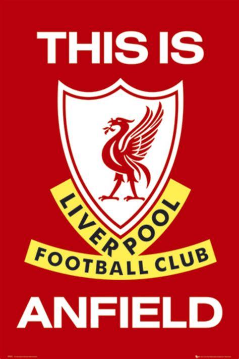 Kaos Hi Res Black Liverbird Liverpool Logo 3 Gildan Gld Lpl24 liverpool this is anfield poster for only 163 3 94 at merchandisingplaza uk