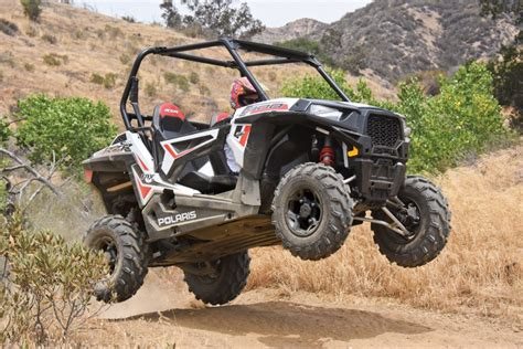 utv test polaris rzr  eps fox edition utv action magazine