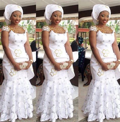 ankara african dress with lace white lace african fashion ankara kitenge african