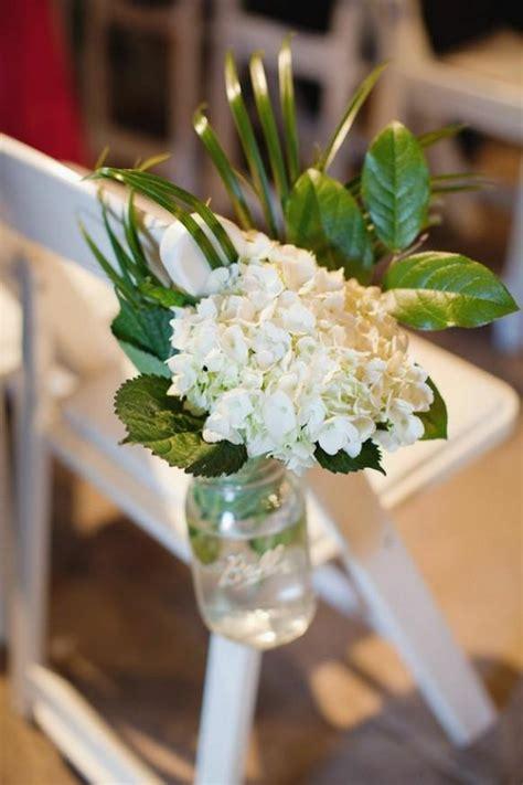 diy wedding ceremony chair decorations summer wedding white wedding aisle decor ideas 893753 weddbook