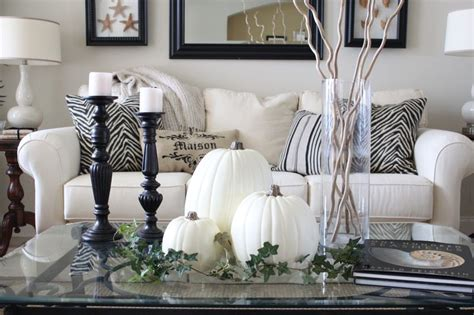 decorating in white 35 exquisite white fall d 233 cor ideas digsdigs