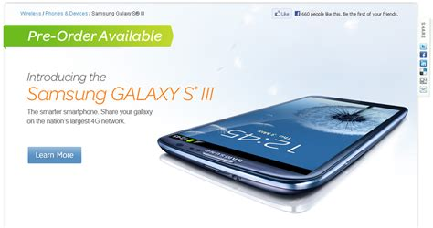 Samsung Galaxy S4 16gb White Second Preorder Kode 583 at t goes live with samsung galaxy siii pre orders