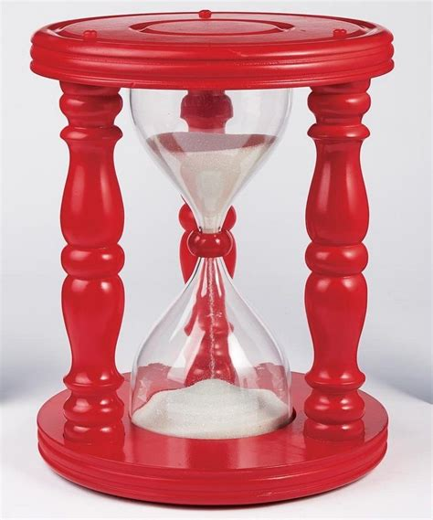Sand Filled Time Out Stool by How To Make A Sandglass Time Out Stool Craft Projects