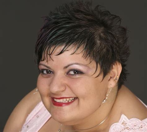 pic of short haircuts for plus size women over 40 hairstyles for plus size women lovetoknow