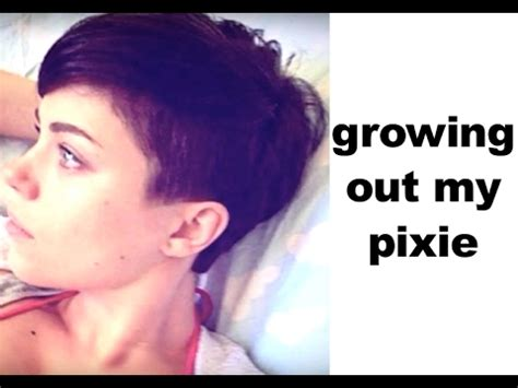 How I Grew Out My Pixie Cut Isabella Youtube | how i grew out my pixie cut loli v youtube