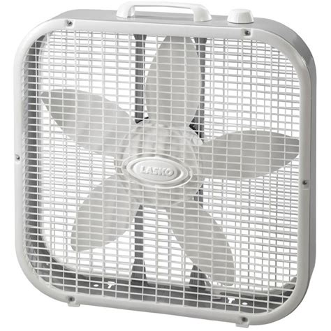 box fans at home depot lasko 20 in 3 speed box fan 3733