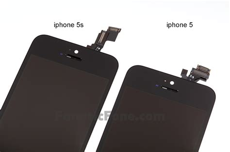 Front Panel Iphone 5 Leaked Iphone 5s Front Panel Looks Exactly Like Iphone 5