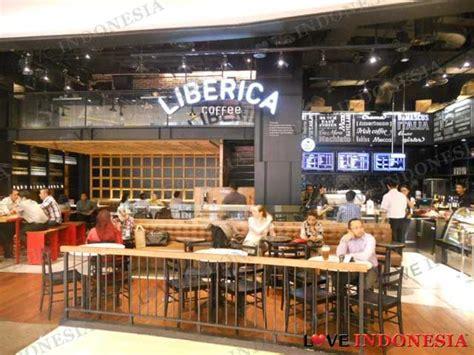 Coffee Di Liberica hangout dengan kopi indonesia terbaik di liberica coffee