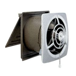 Bathroom Exhaust Fan Motors Broan Nutone 8010sa Utility Wall Fan 8 Quot Pull Chain