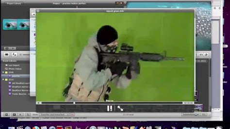 tutorial imovie green screen all green screen imovie issues resolved tutorial tut 3