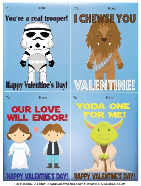 printable lego star wars valentine cards printable star wars classroom valentine cards the farm