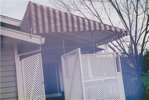 Custom Canvas Awnings by Awnings And Canopies Custom Canvas
