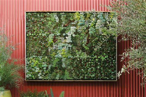 Easy Vertical Garden 6 Easy Gardening Projects To Do This Weekend Easy