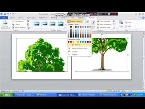 How To Make Printer Paper Look - how to print one image in two paper using microsoft word