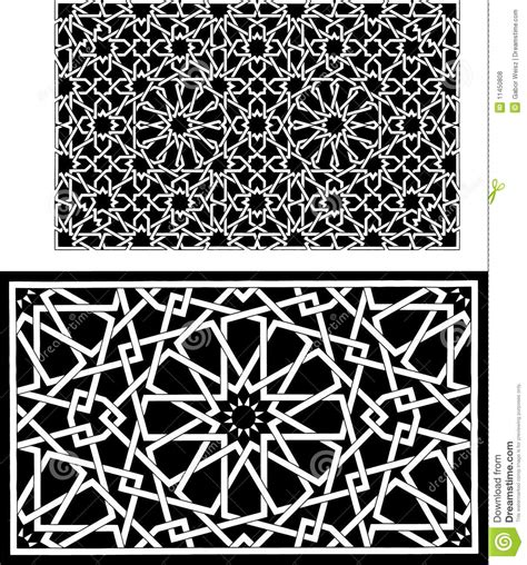 islamic pattern bibliocad islamic motif wallpaper joy studio design gallery best
