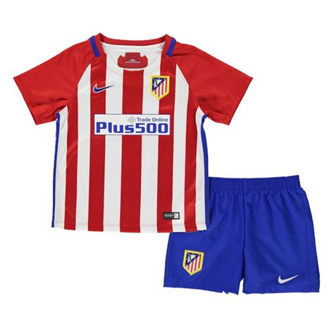 baju bola anak atletico madrid home 2017 nike jual jersey atletico madrid home 2016 17