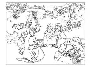 playground coloring pages playground coloring pages playground coloring book pages