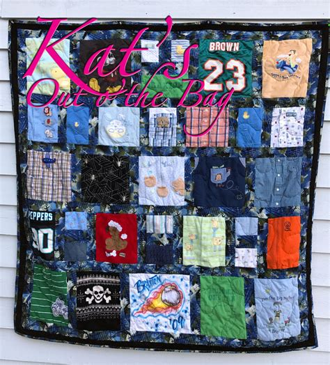 memory quilt baby clothes memory quilt keepsake quilt