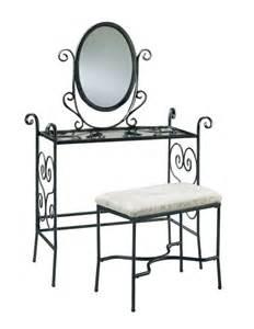 metal makeup vanity table vanity decoration