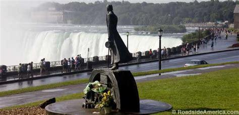 Niagara Falls Nikola Tesla Tesla Statue Canadian Side Niagara Falls Ontario