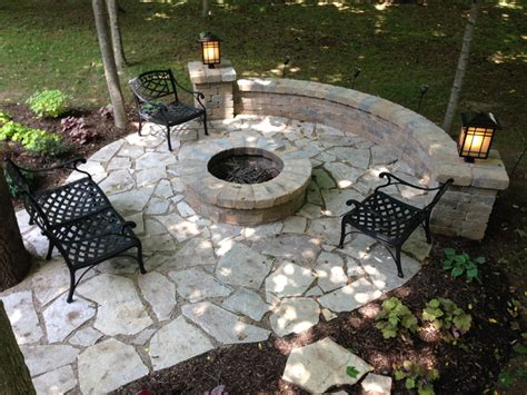 Dublin OH flagstone patio ? Columbus Decks, Porches and