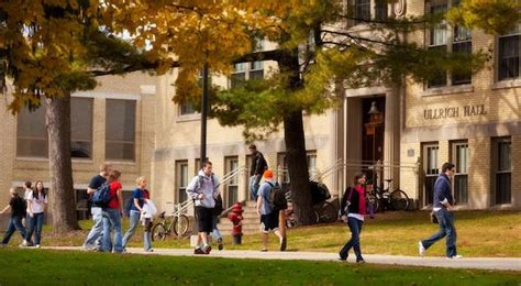 Uw Platteville Mba by Top 10 Best Colleges In Wisconsin Value Colleges