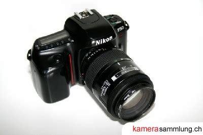 Kamera Nikon F50 kamerasammlung ch nikon f50 schwarz