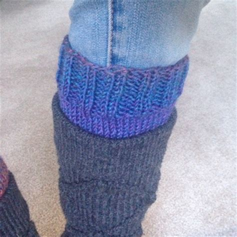 knit boot toppers free knitted boot toppers pattern how to so easy