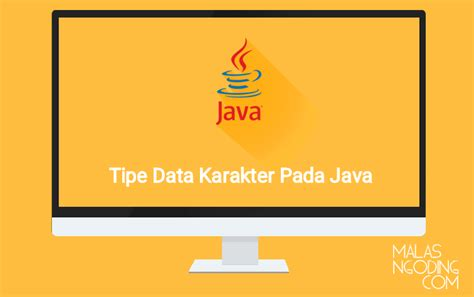 pattern quote java tutorial java part 5 tipe data karakter pada java